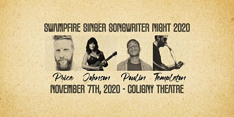 Swampfire Singer Songwriter Night 2020 tickets