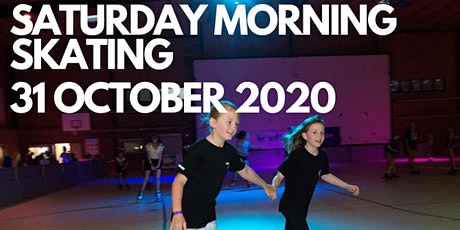 Saturday Morning Skating - 31 October 2020 tickets