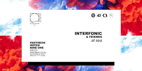 Glass Island - Interfonic & Friends at Sea  - Sat 14th November tickets