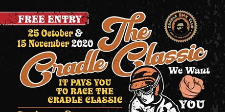 The Cradle Classic Series - Race 1 of 2 tickets