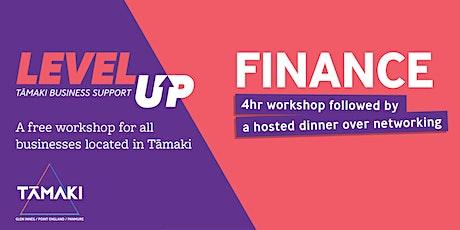 Jumpstart your Business Financial Knowledge | TĀMAKI
