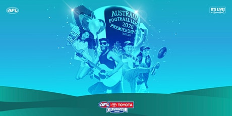 2020 Toyota AFL Grand Final Footy Festival tickets