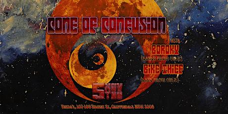 Cone of Confusion + Boroky / Bike Thief @Freda's, Chippendale tickets