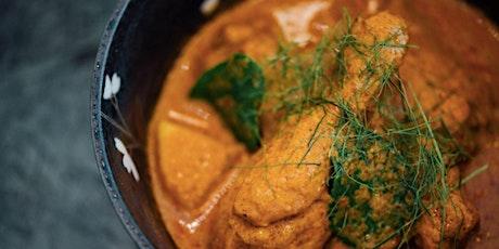 Atelier cuisine Indienne - en collaboration avec Cheffe Arama billets