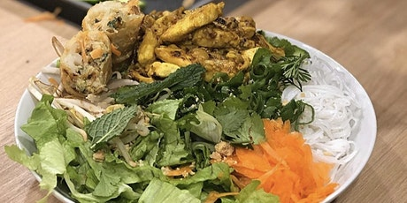 Atelier cuisine Asiatique - en collaboration avec Cheffe Arama billets