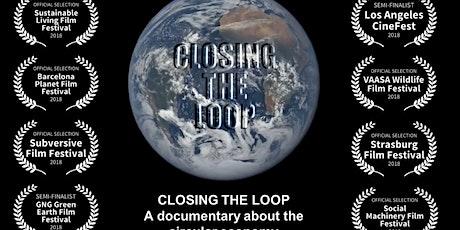 Film Screening: Closing The Loop tickets