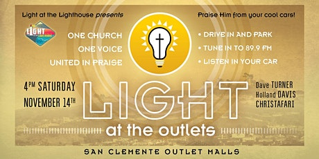Light At The Outlets Music Festival tickets