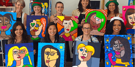 Paint Night: Picasso Self Portraits tickets