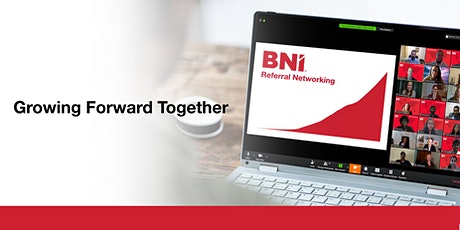 Ringwood  Business Networking with BNI (currently ONLINE) tickets