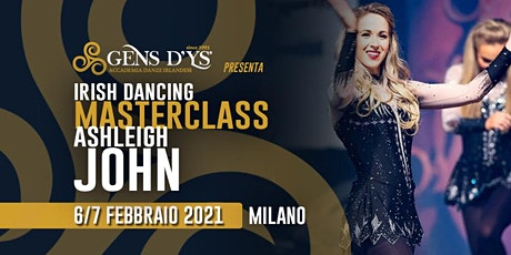 Masterclass Irish Dancing - Milano