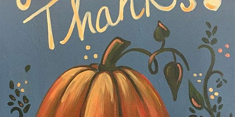 Paint Night: Give Thanks tickets