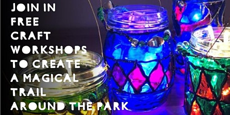 Half Term Family Jar Painting Workshops in Moseley Park tickets