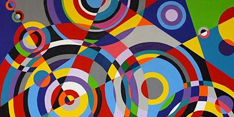 Paint & Relax: Abstract Shapes tickets