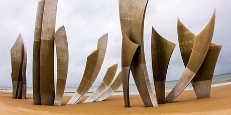 D-DAY LIVE - virtual guided tour of Omaha Beach (PART 1)