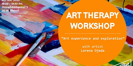 Art therapy workshop tickets