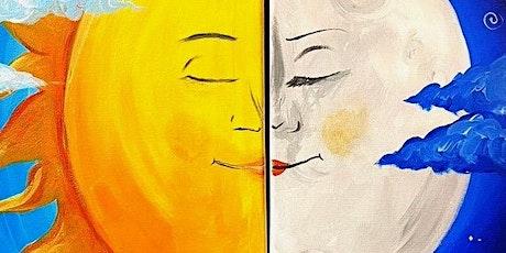 Paint Night: The Sun & The Moon tickets