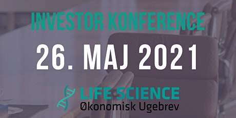 Life Science Investor Konferencer 26. maj 2021