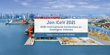 2021 International Conference on Intelligent Vehicles (ICoIV 2021) tickets