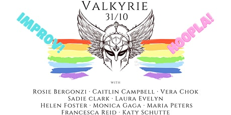 Hoopla:  Valkyrie at 7:30pm! tickets
