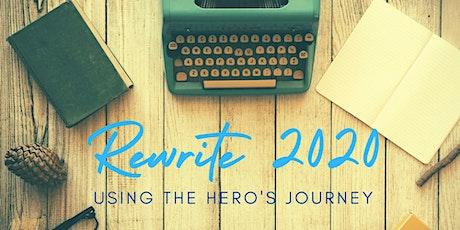 Re-Write 2020 Using The Hero's Journey | THE MERIT CLUB tickets