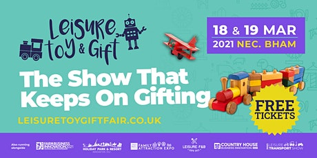 Leisure Toy & Gift Fair tickets