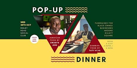 Pop Up Kitchen Fundraiser tickets