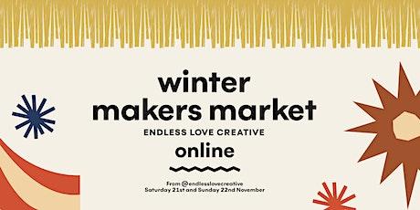 Virtual Winter Makers Market tickets