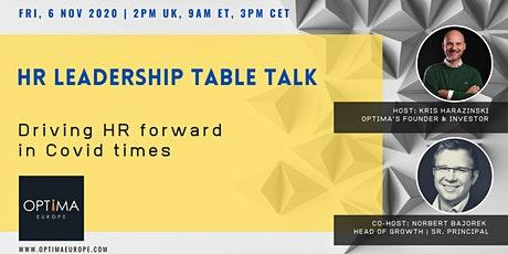 HR Leadership Table Talk tickets