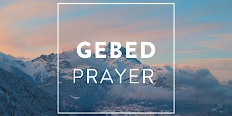 Gebedsdienst| Prayer Service tickets