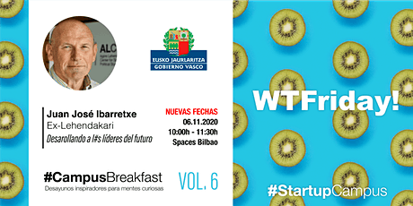 Campus Breakfast VOL. 6 entradas