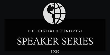 The Digital Economist Speaker Series biglietti