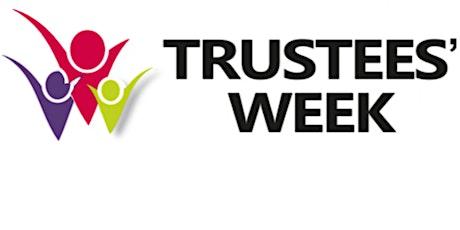 Get On Board Trustee Recruitment Event