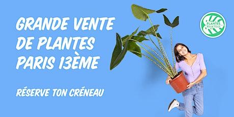 Grande Vente de Plantes - Paris 13 ème billets