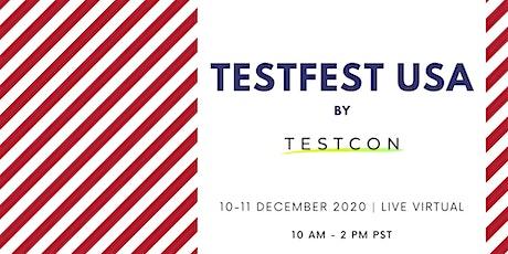 TESTFEST USA by TestCon tickets