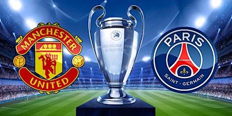 (Gratuit)...Paris Saint-Germain- Manchester United e.n direct Live tv billets