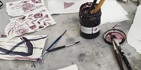 Exploring Botanical Ink Workshop tickets