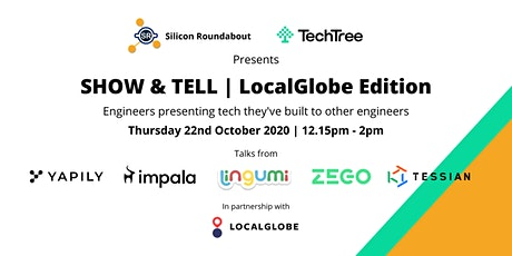 Show & Tell | LocalGlobe Edition tickets