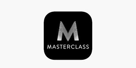 MasterClass spiritueux billets