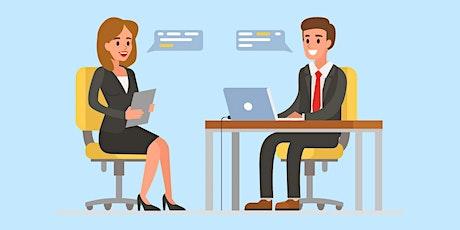 Webinar Emplea: Prepara las entrevistas laborales con DISC tickets