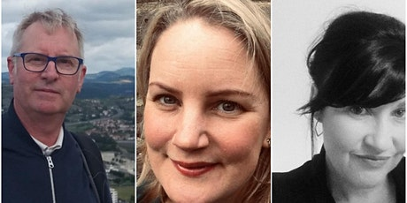 Finding the Words: Poetry from Clint Wastling, Julie Hogg and Jo Young tickets