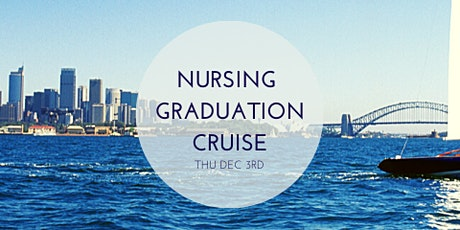 UOW Nursing Graduation Cruise tickets