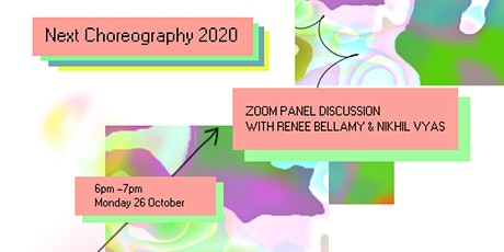 Next Choreography 2020 | Panel Discussion tickets