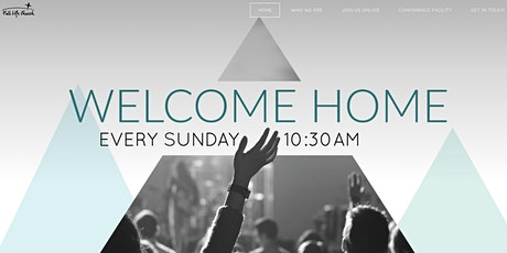 Full Life Church Maltby - 25th October (SUNDAY MORNING 10.30AM) tickets