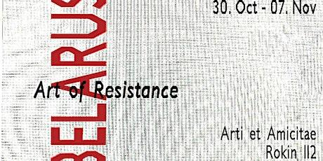 Belarus // Art of Resistance tickets