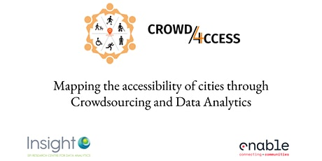 Crowd4Access Mapping Workshop tickets