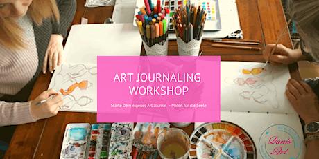 Der Mama und Tochter Art Journaling Tag (Für Mütter und Mädchen ab 10) Tickets