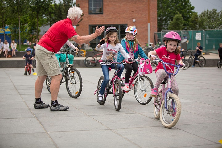 Ditch the Stabilisers - Belfast image