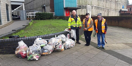 Walsall Centre Clean-Up tickets