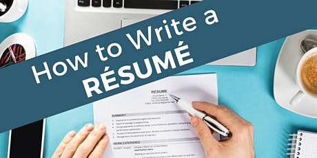 Resume writing and acing the interview workshop tickets