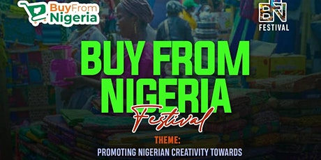 BuyFromNigeria Festival tickets
